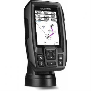 Garmin Striker 4 navigation features