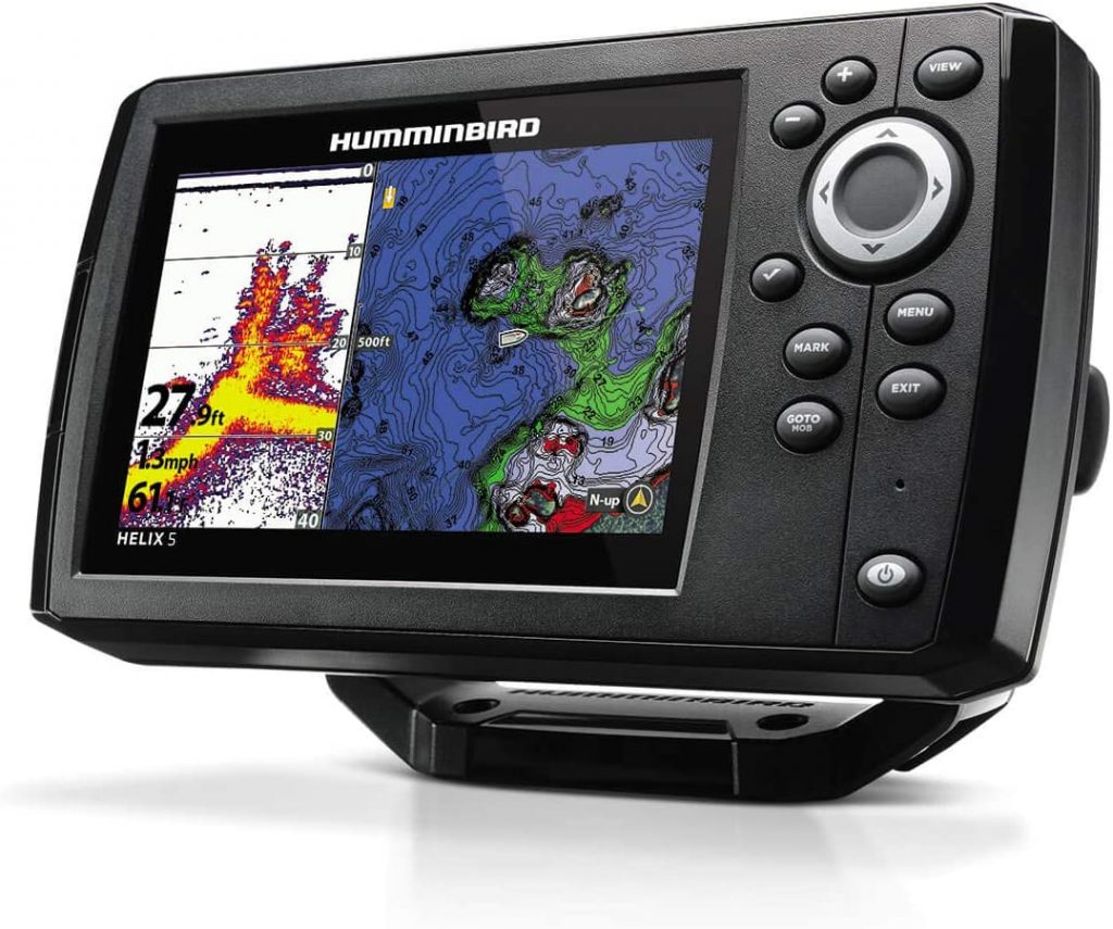 Humminbird Helix 5 features