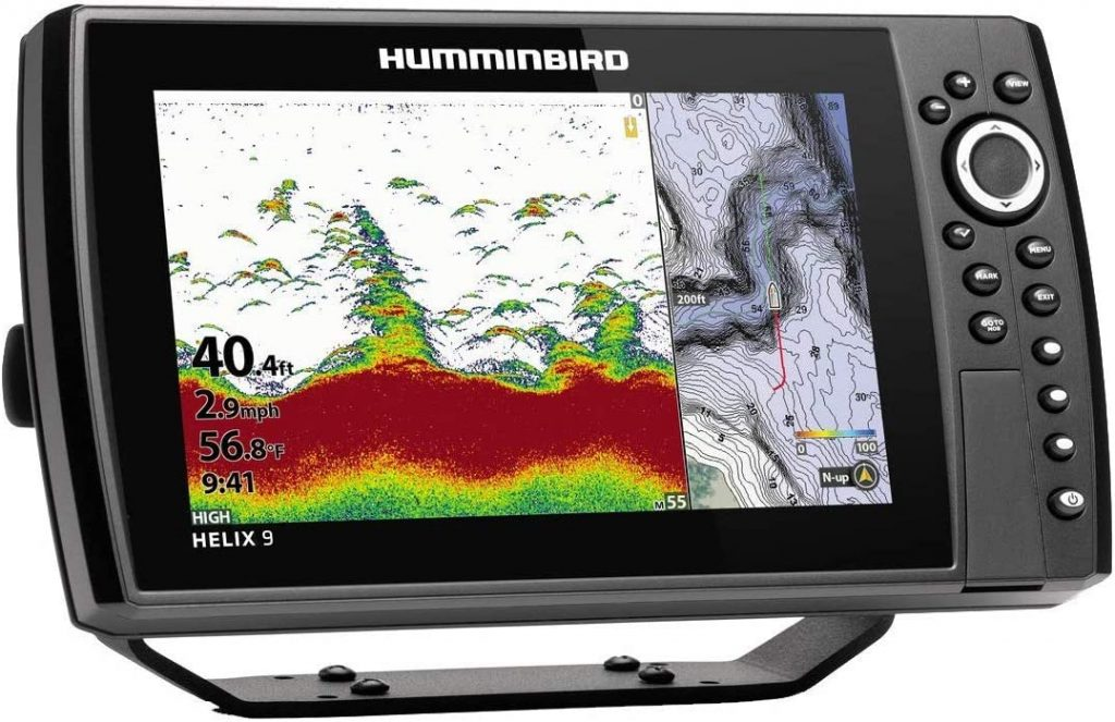Humminbird Helix 9 Mega SI G3N features
