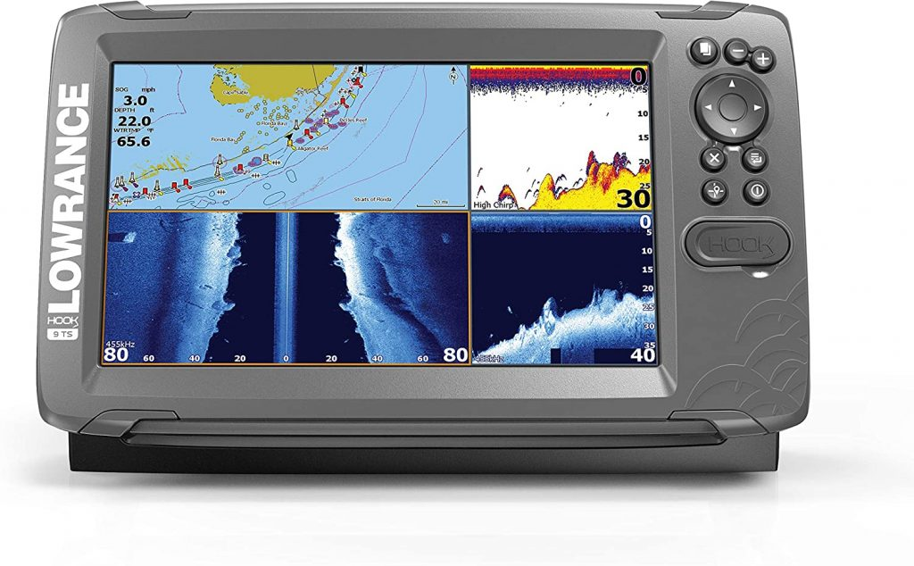 Lowrance Hook2 9 Tripleshot Review
