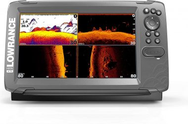 Lowrance Hook2 9 Tripleshot sonar features