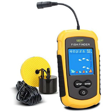 best castable fish finder