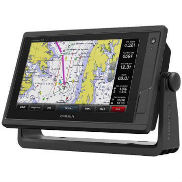 fish locator gps combo