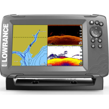 high end fish finder