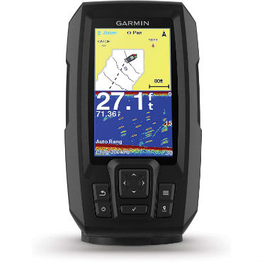 top rated fish finder gps combo