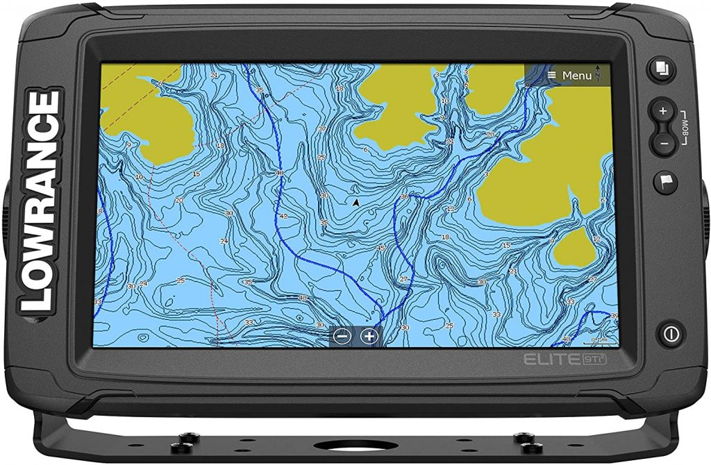 Lowrance Elite 9 Ti2 features
