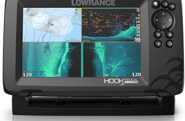 lowrance hook reveal 7 review
